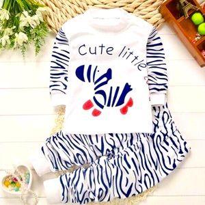 NWT Sweet Little Pajamas